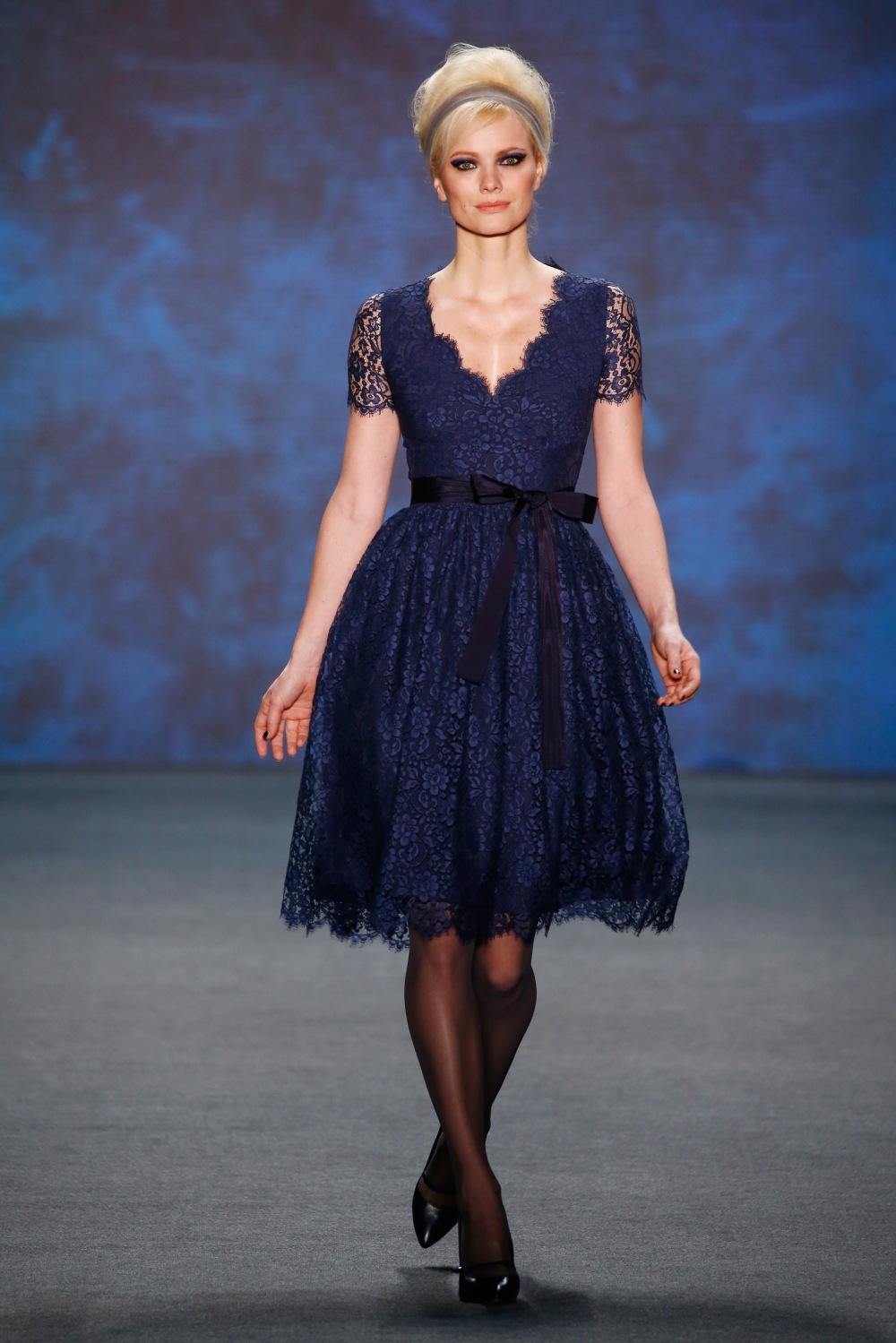 Lena Hoschek Show - Mercedes-Benz Fashion Week Berlin Autumn/Winter 2015/16