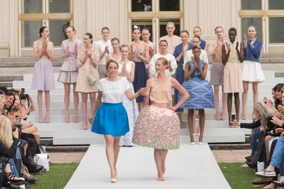 Mercedes-Benz Fashion Week Berlin Spring Summer 2016