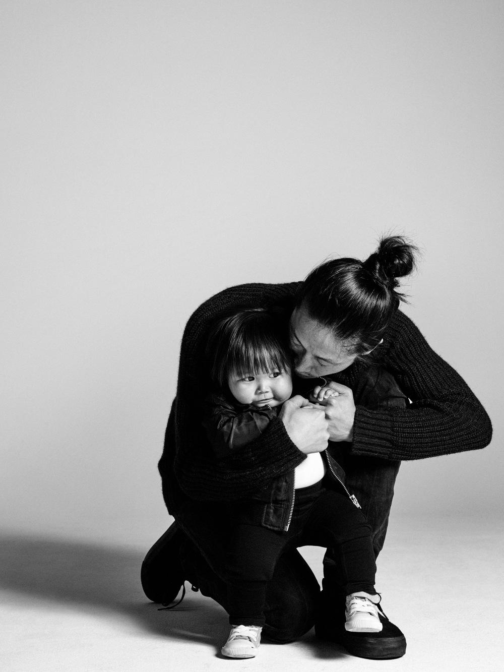 Bent Lee - Closed Sales Agent from Copenhagen - with his daughter