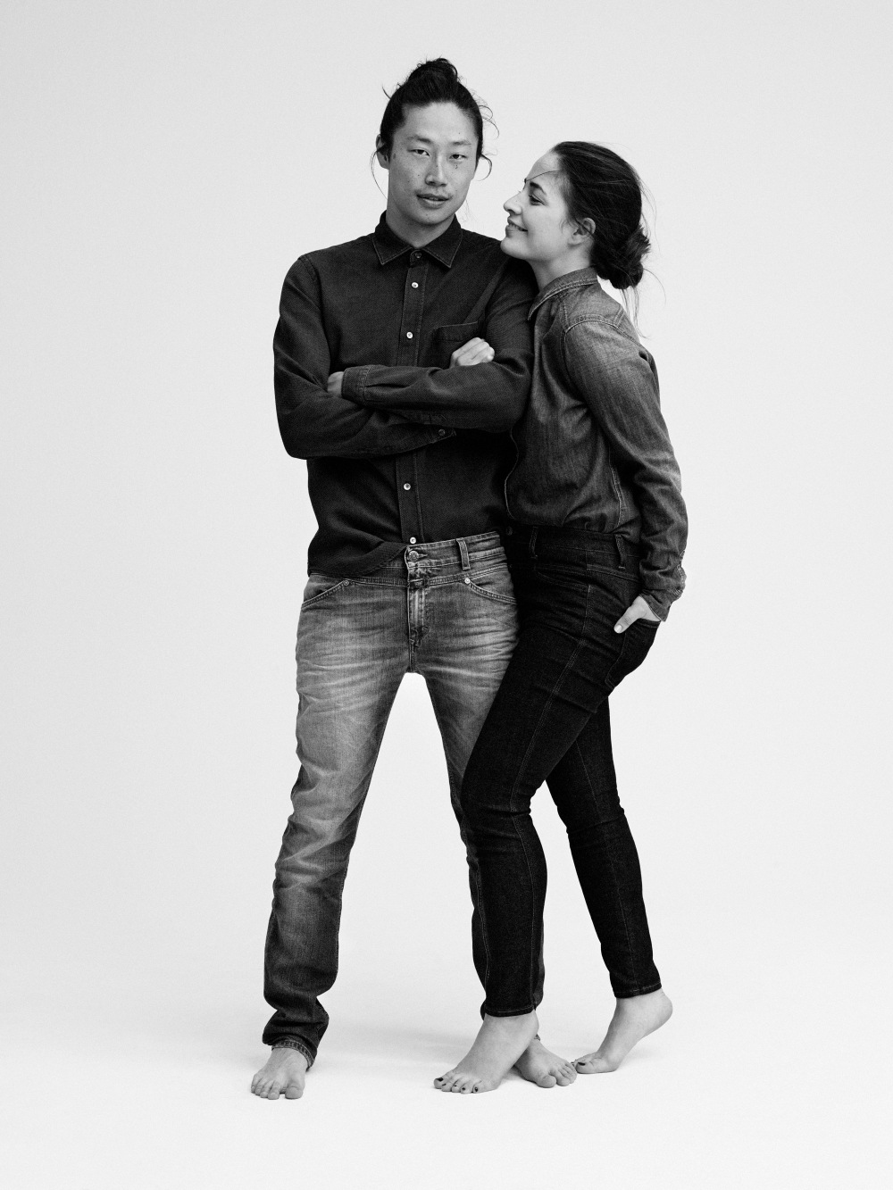 Kristina Pasuna and Bent Lee - in Pedal Slim - Closed Sales Agents from Copenhagen