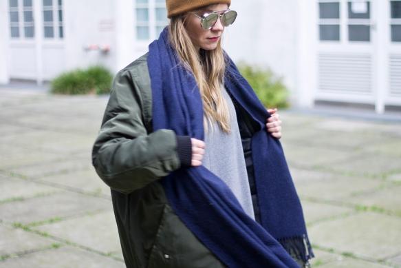 Loating Bohemian BlueScarf 12